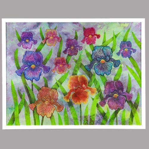 May Garden 6x6 150 - full image