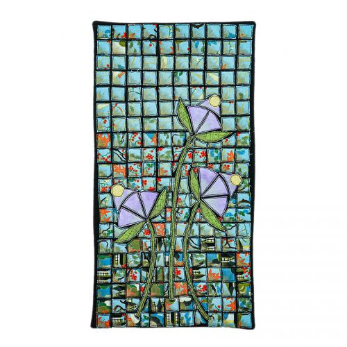 Mosaic Flowers 6x6 150