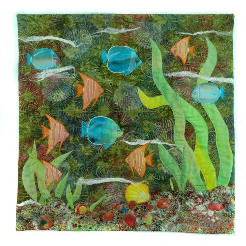 Tropical garden 6x6 150